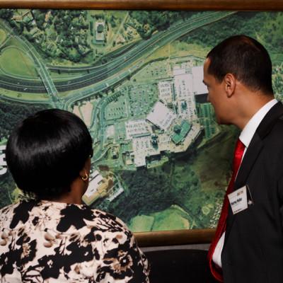 THE PAV VISION - FUTURE GROWTH PLANS ~ Her Royal Highness Deputy Mayor of Ethekwini - Cllr Nomvuzo Shabalala & Marius Muller CEO of Pareto Ltd