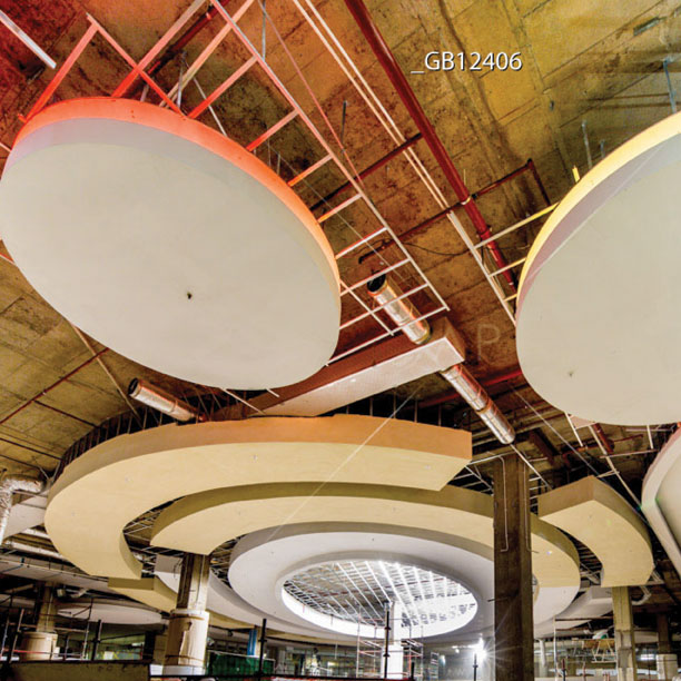 New Town Plaza Food Court In Hong Kong: The Pavilion Shopping Centre Provides New Design And